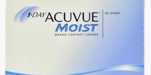 Acuvue Tageslinsen gute Wahl?