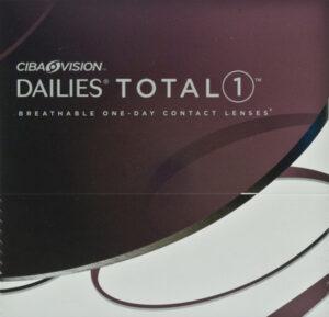 20 Franken Rabatt auf Dailies Total 1