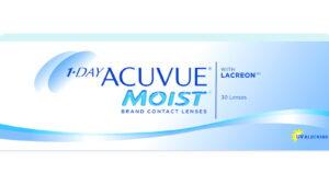 1-Day Acuvue Moist 30