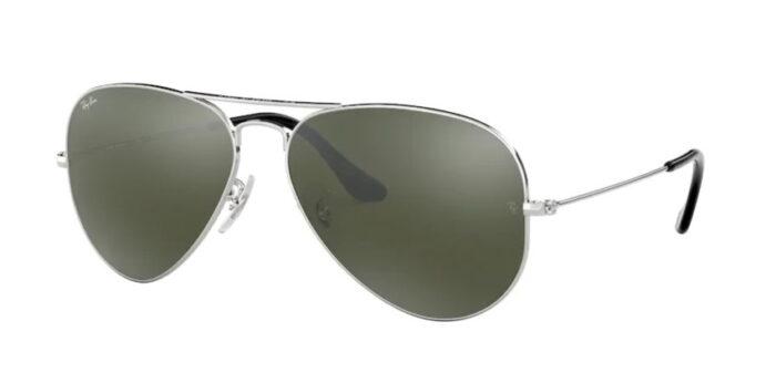 Ray Ban RB3025 003/40 silver crystal grey mirror verspiegelt