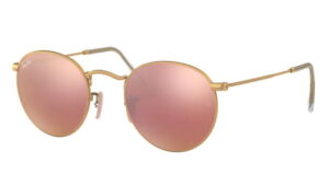 Ray Ban RB3447 Round Metal