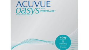 Acuvue Oasys 1-Day with Hydraluxe 90er