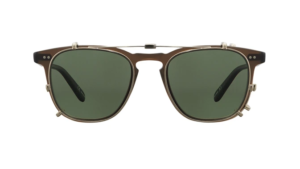 Garrett Leight Brooks Clip On Sunglasses
