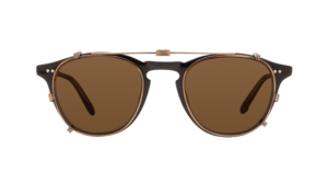 Garrett Leight Hampton M Clip On