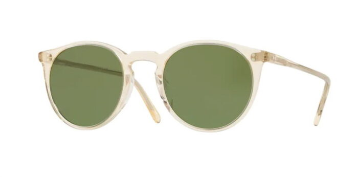 Oliver Peoples OV5136S O'Malleys Sun 109452 Buff Champagne Mineral Green C uni 70%