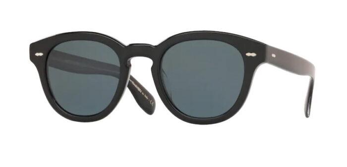 Oliver Peoples OV5413S Cary Grant 14923R black, blue Polar Polarisation Lenses