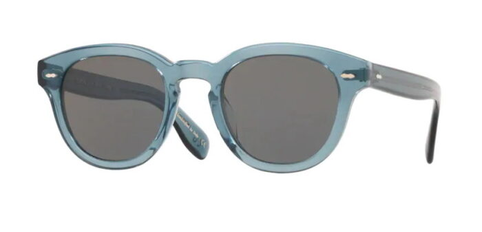Oliver Peoples OV5413SU Cary Grant 1617R5 washed Teal carbon grau mineral Lenses