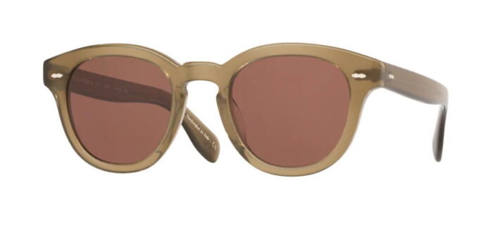 Oliver Peoples OV5413SU Cary Grant 1678C5 dusty olive, rosewood mineral Lenses