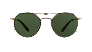 Garrett Leight Wilson Clip On Sunglasses