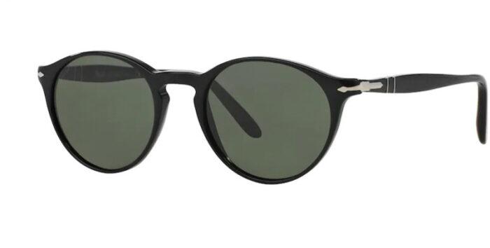 Persol PO3092SM SUN 901431 black grüne Gläser 80%
