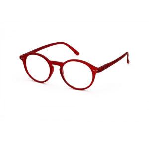 Lesebrillen Izipizi D Model rot side