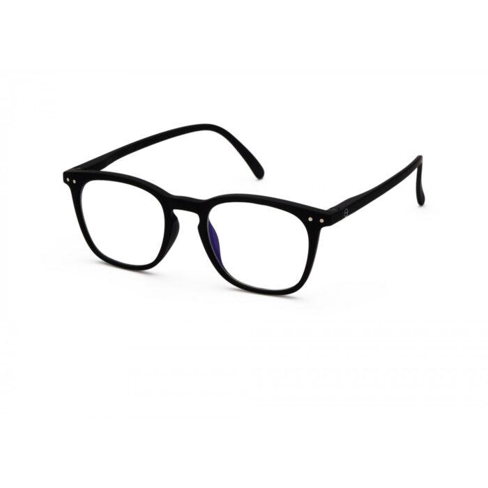 Computerbrille Izipizi E Model schwarz side
