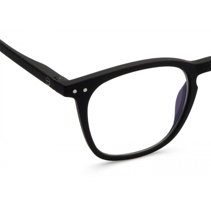 Computerbrille Izipizi E Model schwarz gross