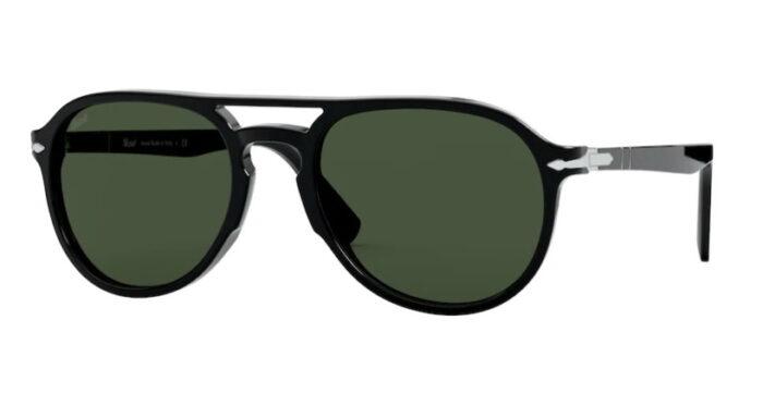 Persol PO3235S El Profesor 95/31 Black green 85%