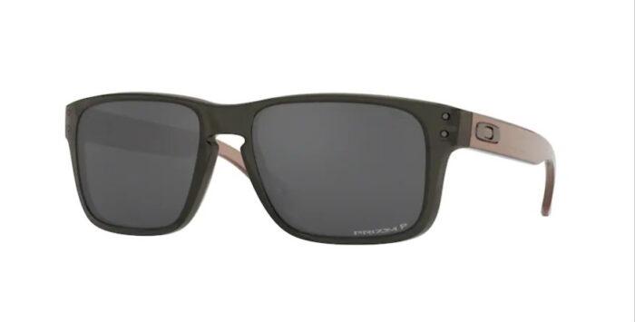 Oakley OJ9007 900708 translucent grey Smoke Prizm black Polarisation Lenses