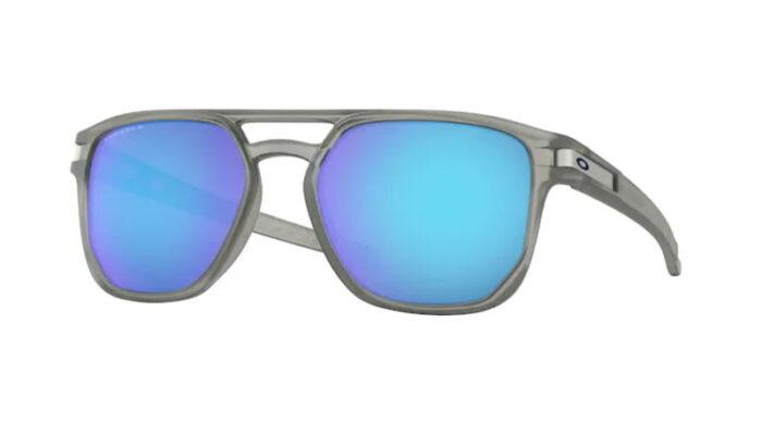 Oakley OJ9436 943606 Matte grey Ink prizm sapphire Polarized Lenses