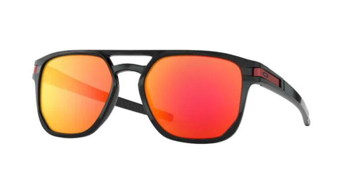 Oakley OJ9436 943607 Polished Black Prizm Ruby Lenses