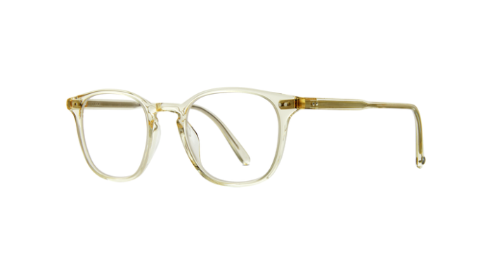 Garrett Leight Clark PG Pure Glass side