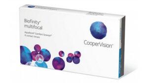 Biofinity multifocal Monatslinsen