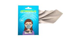 Antibeschlag Brillentuch Antifog Brillenträger