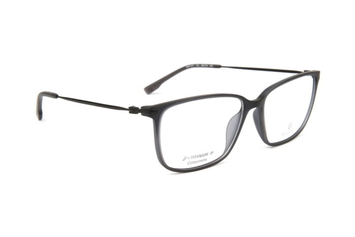 Computerbrille Blaulichtfilter Lugano schwarz