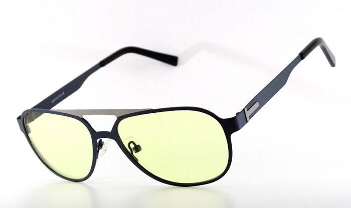 Gamingbrille Olympic schräg