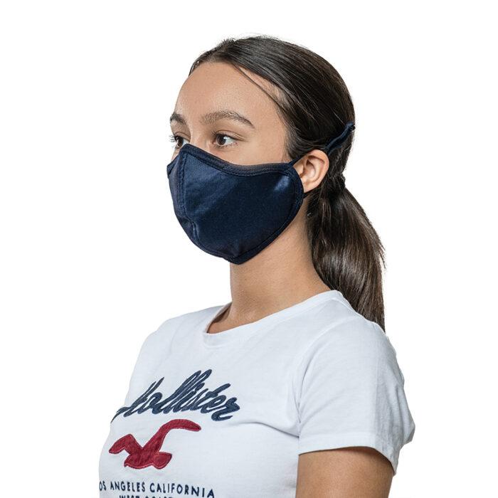 Stoffmasken für Brillenträger
