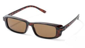 Polaroid P8038 Überziehbrille Sonnenbrille