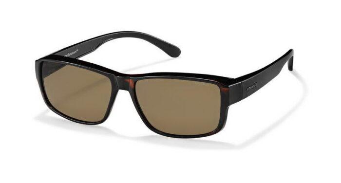Polaroid P8406BR Überziehbrille Sonnenbrille
