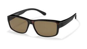 Polaroid P8406 Überziehbrille Sonnenbrille