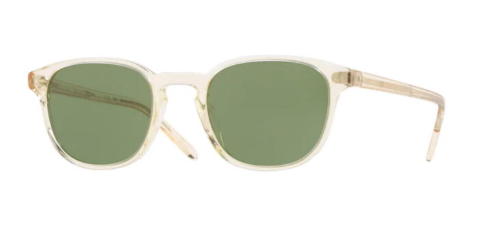 Oliver Peoples OV5219S Fairmont Sun 109452 Buff Champagne